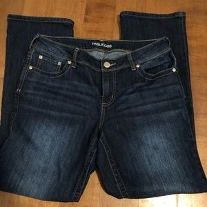 Women's Maurices Jeans!